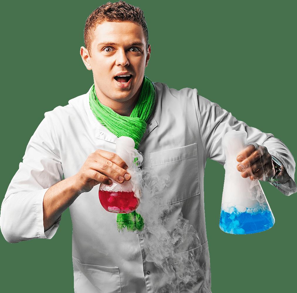 Online научное шоу
